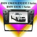 Navegación BMW E90 3 Series (2005-2011), con reproductor de DVD y Bluetooth