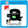 Compresor del refrigerador R134a LBP Wanbao Congelador Compresor AQAW66X