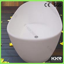 De alta calidad bajo precio tinas de baño, superficie sólida baños