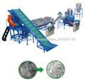 línea de reciclaje de plástico de China