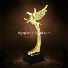 caballo 2014 celebración trofeo premios de metal de recuerdos