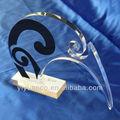 Venta al por mayor trofeo de acrílico, premio de acrílico, los modelos de trofeo de acrílico