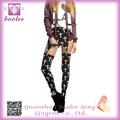 Elásticos Medias Pantalones PP8421 manera para las mujeres