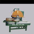 mármol y la máquina de corte de piedra de granito