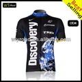 Equipo de descubrimiento camisetas de ciclismo, jerseys de la carretera, completo de descubrimiento de ciclismo