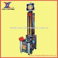 Rey de los martillos de la lotería de la máquina de juego/simulador de máquinas recreativas redención billete rey de martillo de