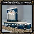 joyería de moda elegante kiosco para ir de compras centro comercial centro de visualización de diseño de muebles