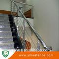 yihua pasamanos de acero inoxidable para el diseño de escaleras