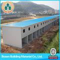 apartamentos prefabricados de hormigón de la construcción de estructura de acero casa de filipinas