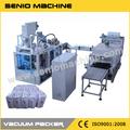 Sm-2000 automático de papel de saco de pipoca de microondas máquina de embalagem