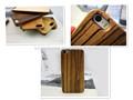 de alta calidad de embarcaciones de madera caja de madera para iphone5