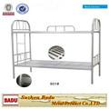 dormitorio de la escuela cama litera de metal de acero de la cama