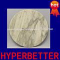 Piedra de mármol modernos tableros de mesa de comedor