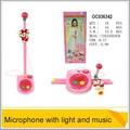 venta caliente de juguete con micrófono de pie oc036342