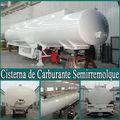 semirremolques cisternas HCH9400GHYLHJ33 Cisterna de carburante semirremolque
