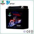 sin necesidad de mantenimiento 12v 5ah de calcio de plomo de la batería para la motocicleta honda