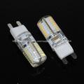 Lámpara G9 de 64 LEDs 3W SMD3014