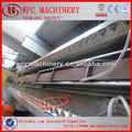 Bois- polymère composite( cmp) machine wpc machine produit des matériaux recyclés