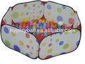 la calidad del hight de plástico bola de billar en la promoción