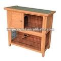 poco para mascotas jaula de conejo casa de madera conejera de madera caja