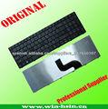 Teclado del ordenador portátil de Acer 5810T 5810