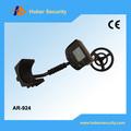 ¡Cheapest!Mejor calidad ar924 detector de metales, Gold Digger Treasure Hunter, bajo tierra detector de metales