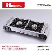 mejor venta de china de suministro de gas cocina de 4 hornillas