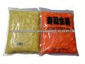 1..0kg/bag venta caliente encurtido de j