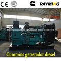 dínamo generador diesel con un estilo diferente