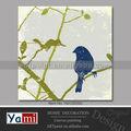 modernas aves de arte en la lona para la venta
