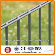alambre de doble valla de jardín