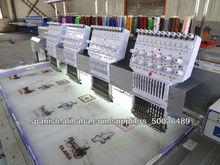1204 máquina de bordar plana de alta velocidad con auto-condensador de ajuste