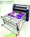 la más reciente multicolor prensa digital de calor de la máquina para el algodón