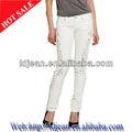 2014 diseño de bordado de prendas de vestir stocklot de jean de mezclilla mujer de turquía, skinny jeans( ldzq63)