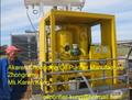 Vacío Mobile transformador purificador de aceite de transformador de potencia