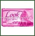 jabón de rosa