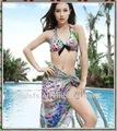 Bikini para las mujeres maduras beachwear*swimwear, madura sexy bikini de las mujeres