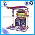 2014 venda quente de arcada máquina de dança de entretenimento