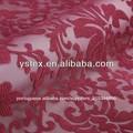 Tecido de seda bordado/100% seda pura
