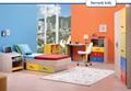 los niños juegos de dormitorio Herrenk
