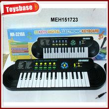 32 teclas musicales juguetes de órganos