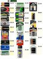9 Volt Battery MN1604