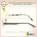 acetato de gafas de acetato de fibra óptica marco