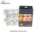 Derma patch- máscara facial- x 4 pelado y 4 x de elevación