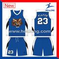 tapas 2013 diseño uniforme de baloncesto camiseta personalizada