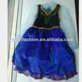 congelado vestido de princesa anna disfraces cosplay congelado vestido de trajes de anna