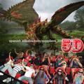 2014 última 5d cine simulador película equipo