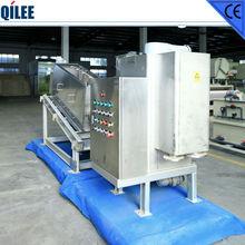 deshidratación de prensa de tornillo para la planta de bebidas