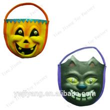 venta al por mayor de la decoración de halloween sentía bolsa