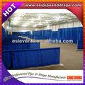 exposición de equipos y suministros stand de feria stand